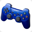 DUALSHOCK®3 Metallic Blue - PS3™ Accessories