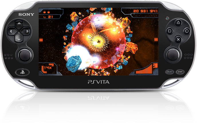 PS®Vita System OLED Screen