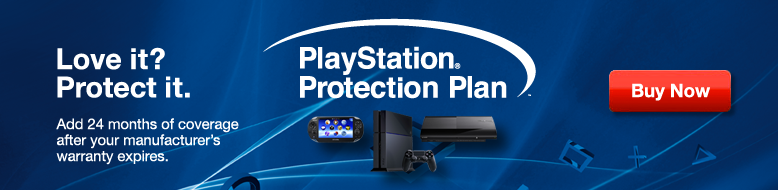 PlayStation® Protection Plan W05FY14
