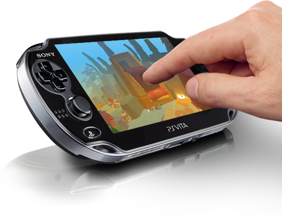 PlayStation®Vita System Touchscreen