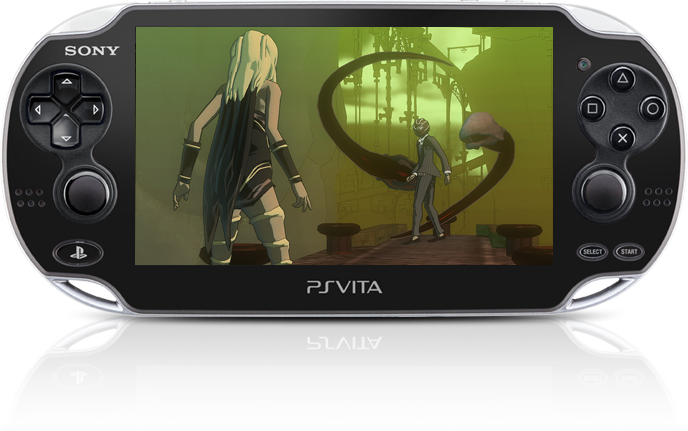 PS Vita OLED Screen