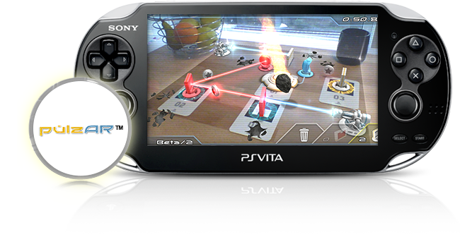 PS Vita PulzAR