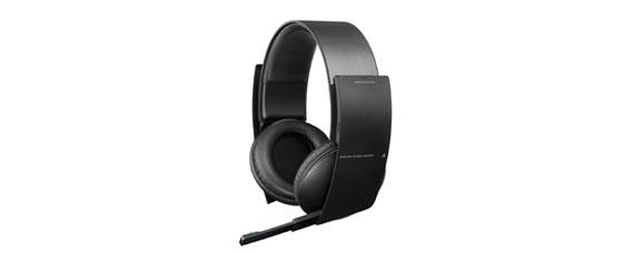 Fone de ouvido estéreo sem fio